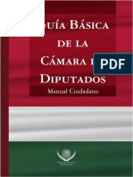Guía de La Cámara de Diputados - México
