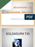 Soldadura - Diego Salinas