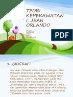 teori keperawatan Orlando