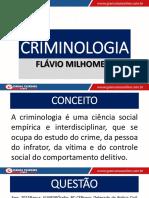 Criminologia 01 Slide