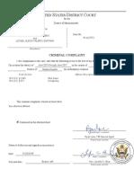 USA v. Cedeno Et Al Doc 3