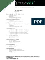 CETAC - Conteúdo - Curso de Auxiliar Veterinário.pdf