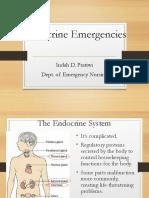 Kp 5 Endocrine Emergencies 2