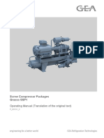 Compressor Manual P 251511 Om Ssp1 Gbr 3-A4