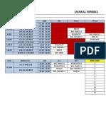 Rencana Jadwal Bimbel Pwa