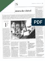 Carlos Vidal Libertar a Pintura Do Visível Entrevista