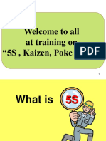 5S Training for SS