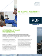 h2s Removal Absorbents Br