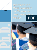 Doctor Clinical Immunology