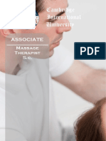 Massage Therapist Associate