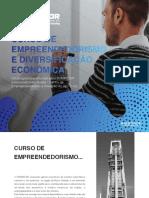 Brochura_Curso Empreendorismo e Diversificação Económica