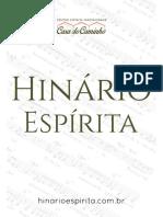 Hinário - Cifras