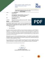 Designación de Lectores Para Disertación Escrita TFC