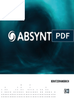 Absynth 5 Reference Manual German