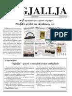 """Gazeta """"Ngjallja"""" Tetor 2017"""