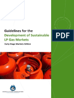 Wlpga Guidelines for the Development of Sustainable Lp Gas Markets
