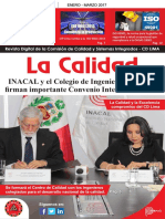 Revista La Calidad Vol I