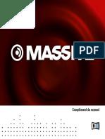 Massive Manual Addendum French