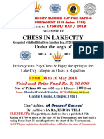 May Vikas Lakecity Final