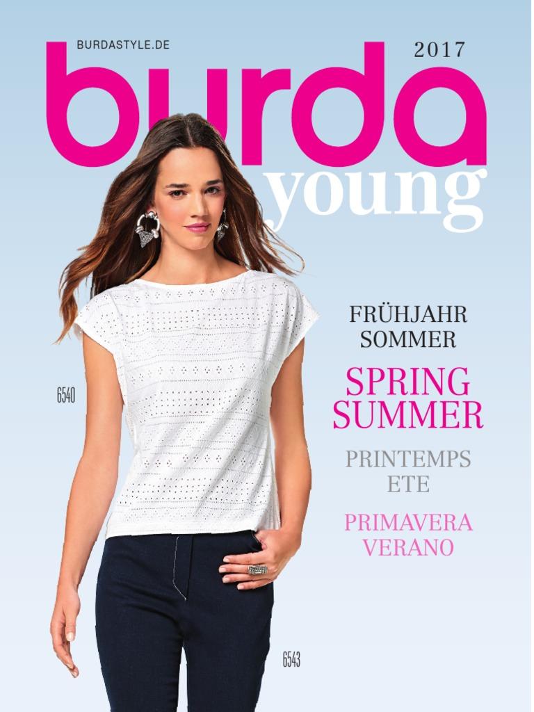 pdf Burda Burda Sommer Sommer Youngfrühling 2017 Youngfrühling P8nOkX0w