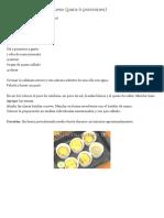 Soufflé de zapallo y queso (para 6 porciones)