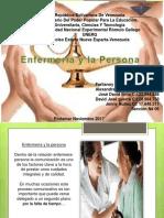 Enfermeria y La Persona