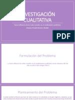 Investigación Cualitativa (Rendimiento Academico) Final