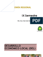 Cuarta Semana -Clases Eco Regional IX.