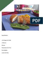 Pollo Kiev receta