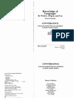 Chomsky - Knowledge of Language.pdf