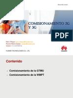 Comisionamiento 2G y 3G
