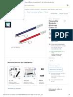 Flauta De Êmbolo -diversas Cores !!! - R$ 19,99 em Mercado Livre