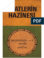 Muhyiddin İbn Arabî - Saatlerin Hazinesi.pdf