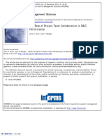 The Role of Project Team Collaboration in R&D.pdf