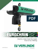Eurochain VR GB New