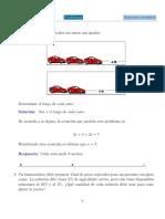 Problemas de Ecuaciones - Universidad de TALCA