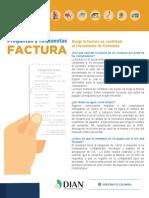 Preguntas y Respuestas Factura 22012018