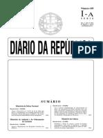 Regulamentos Acusticos Dos Edificios_decreto 129-2002