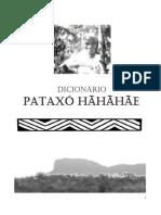 Dicionário Pataxó Hãhãhãe 2017
