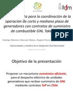 Propuesta Coordinacion Operacion Generadoras Contratos Take or Pay