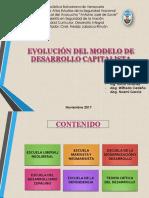 Evolución de Los Modelos de Desarrollo Capitalista