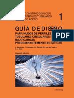 01-CIDECT-NUDOS DE PERFILES CHS BAJO CARGAS ESTÁTICAS.pdf