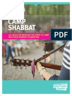 Camp Shabbat