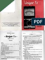 Unigor Manual