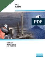 Manual de Partes PV-275