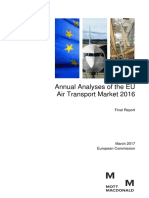 2016 Eu Air Transport Industry Analyses Report