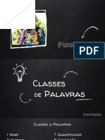 PT89 Powerpoint 8-9 Anos Classes Palavras