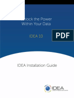 IDEA Installation Guide