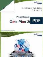 Presentación Gets Plus-min