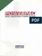 Manual Basico de Instalaciones de Gmg Por Westac Powerpac